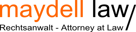 maydell law Logo